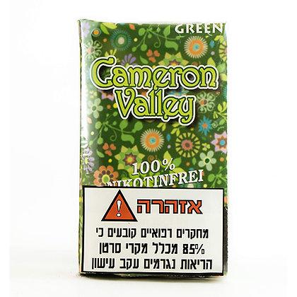 cameron valley תחליף טבק ללא ניקוטין וכימיקלים