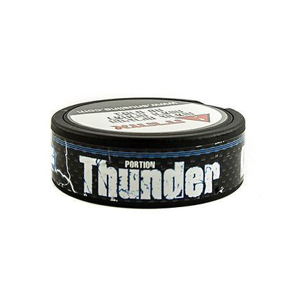 thunder cool mint טבק לעיסה טעם נענע עדין