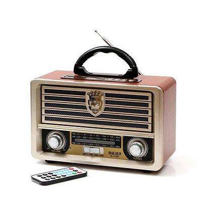V.X.R מיוזיק בוקס רדיו BT נגן עיצוב רטרו | אש סיגרים ומתנות