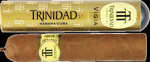 trinidad סיגר קובני בעבודת יד של המותג טרינידד ויג'ה טיובס