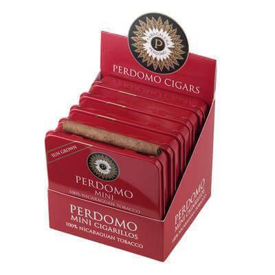 סיגרלה, סיגרים אש טבק תל אביב | PERDOMO SUNGROWN  מיני סיגרלות מובחרות פרדומו