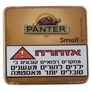אש טבק עישון וסיגרים | panter סיגרלות הולנדיות פנטר סמול |