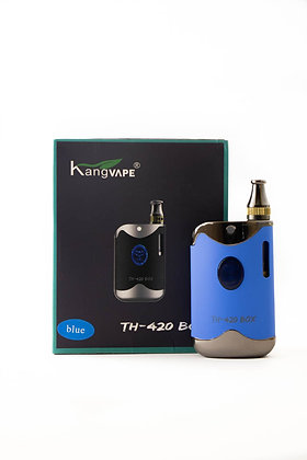 Kang vape נרגילה אלקטרונית קטנה כחול שחור
