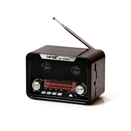 מיוזיק בוקס רדיו בלוטות' מיני WIVS | אש סיגרים ומתנות