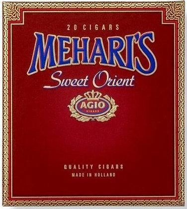 אש טבק וסיגרים | MEHARIS סיגרלות הולנדיות עם פילטר של מהריס סוויט פילטר