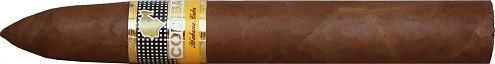 סיגרים קובניים בעבודת יד של המותג קוהיבה אקסטרה פירמיד | אש טבק לאוהבי יין ואלכוהול
