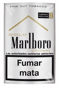 טבק לגלגול עצמי מרלבורו גולד