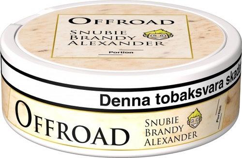 offroad brandy טבק לעיסה תוצרת דנמרק