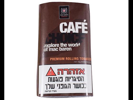 טבק לגלגול עצמי מקבארן קפה צויס