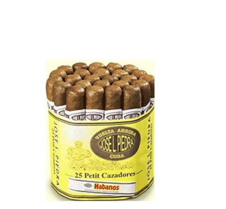 סיגרים קובניים חוזה פיאדרה פטיט קזאדורס | אש טבק לאוהבי יין ואלכוהול