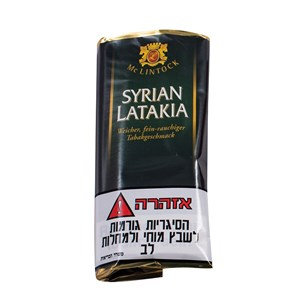 MC LINTOCK טבק למקטרת | אש טבק