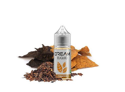 dream נוזל מילוי למכשיר אידוי טעם טבק מתקתק