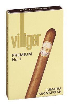 סיגרים ויליגר מספר 7  | אש טבק לאוהבי יין ואלכוהול VILLIGER