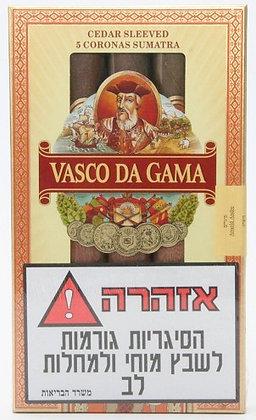 סיגרים ואסקו דה גאמה  | אש טבק לאוהבי יין ואלכוהול