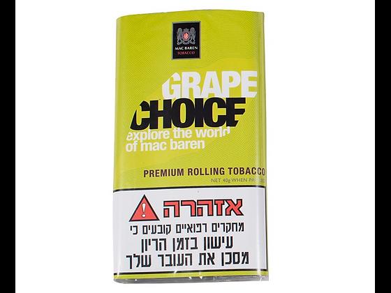 טבק לגלגול עצמי מק בארן גראפ צויס