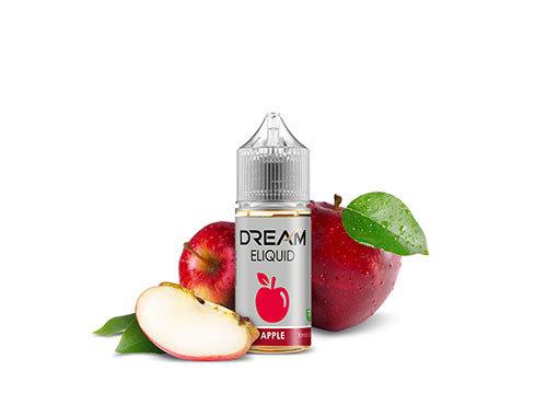 dream נוזל מילוי למכשיר אידוי טעם תפוח