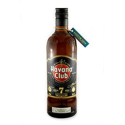 HAVANA CLUB בקבוק רום הוואנה קלאב אנייחו אלכוהול משובח
