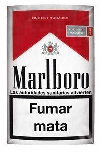 טבק לגלגול עצמי מרלבורו אדום