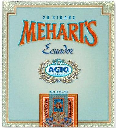 אש טבק וסיגרים   MEHARIS סיגדלות הולנדיות של מהריס אקוואדור