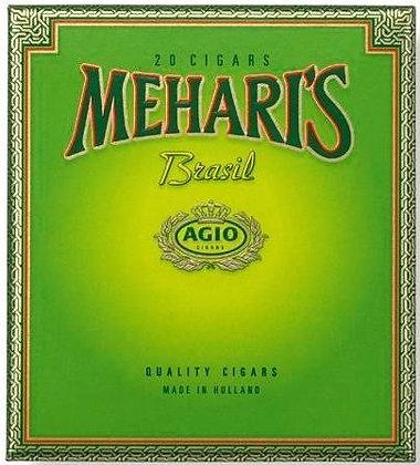 אש טבק וסיגרים תל אביב | MEHARIS סיגרלה הולנדית של מהריס ברזיל
