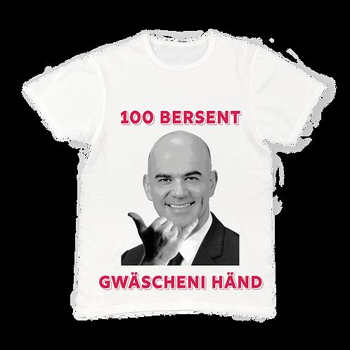 100 Bersent Gwäscheni Händ