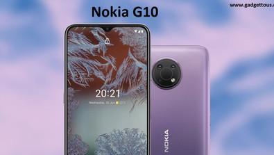 Nokia G10 | Nokia G10 Reviews | Nokia G10 Specifications