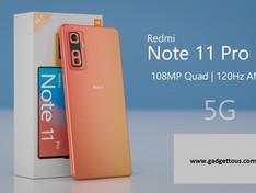Redmi Note 11 Pro Max 5G | Redmi Note 11 Pro Max 5G Price | Xiaomi Redmi Note 11 Pro Max 5G Reviews