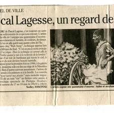 Article L'Express 08 mai 2000