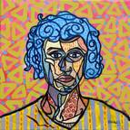 Portrait of a woman - 2020