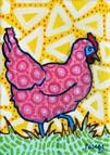 Pink chicken - 2020