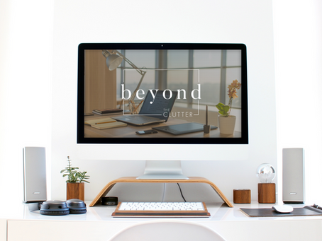 Now Available: Beyond the Clutter eCourse