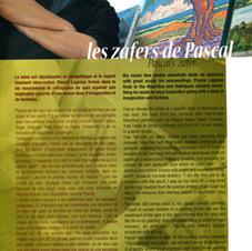 Article du magazine Nouveau rivage 2006
