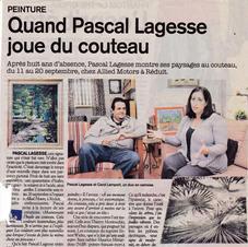 Article L'Express 1 septembre 2014