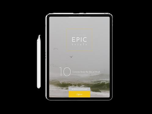 Digital Download of Surviving Epic Trials Workbook