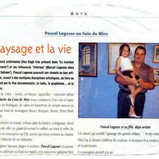 Article L'Express 07 décembre 2002