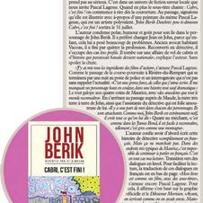 L'Express 24 juillet 2020