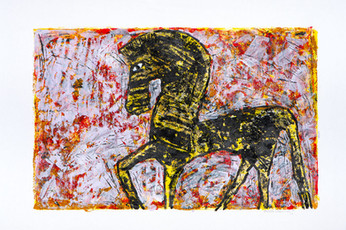 The horse 02