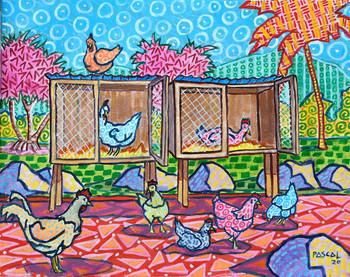 Chicken house - 2020