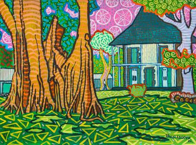 Mon Plaisir house, Pamplemousses - 2020
