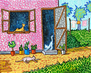 Cats' house - 2020