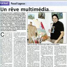 Article Le Mauricien 13 juillet 2007
