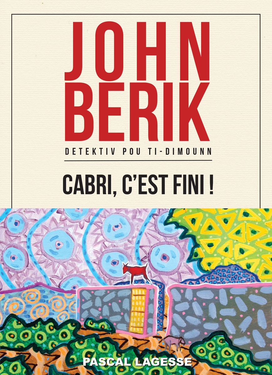 Cover of the book John Berik by author Pascal Lagesse