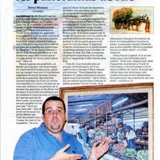 Article Le Matinal 16 novembre 2006