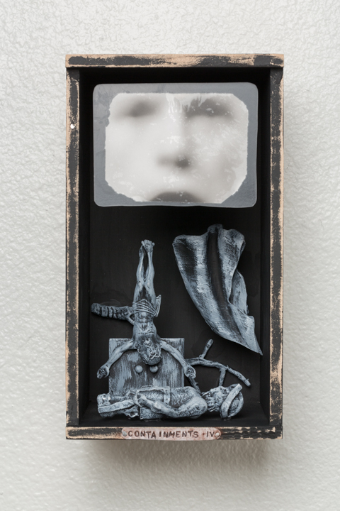 """Tim L. Brown """"Containment IV"""""""