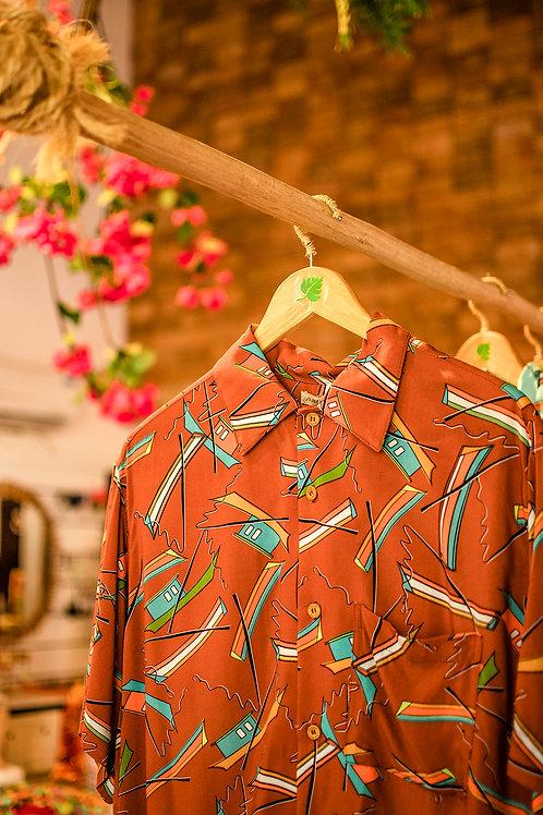 camisa pescador