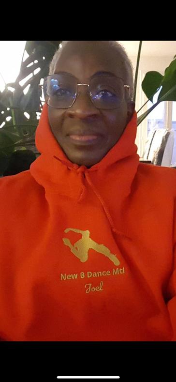 Hoddie New B Dance Mtl