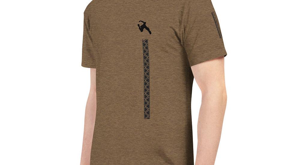 T-shirt Doux à Manches Courtes