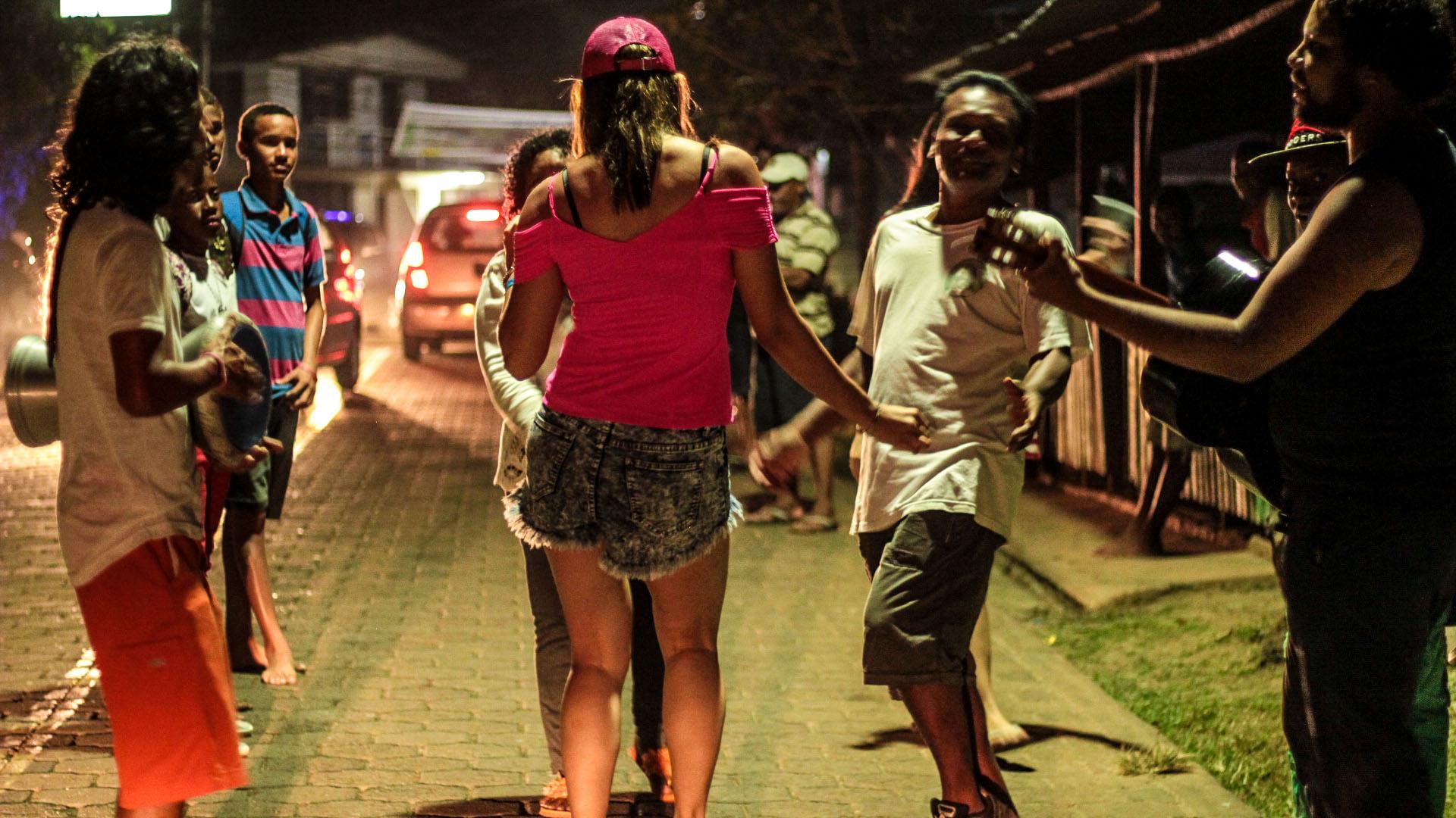 Música en las calles