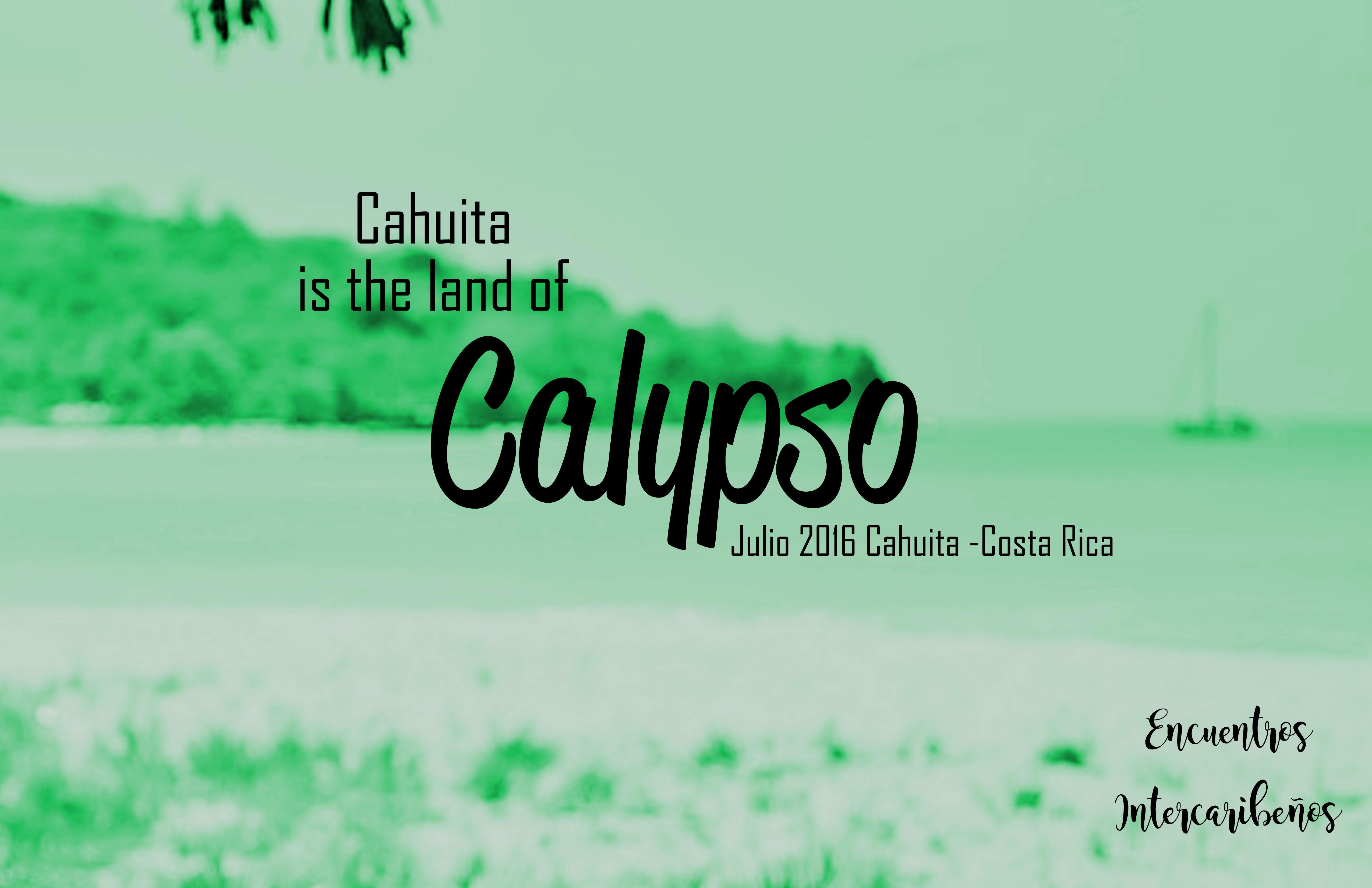 IV Festival de Calypso Cahuita 2016