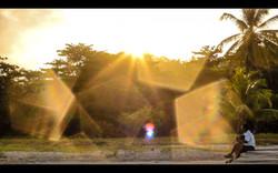 Amanecer en Corn Island